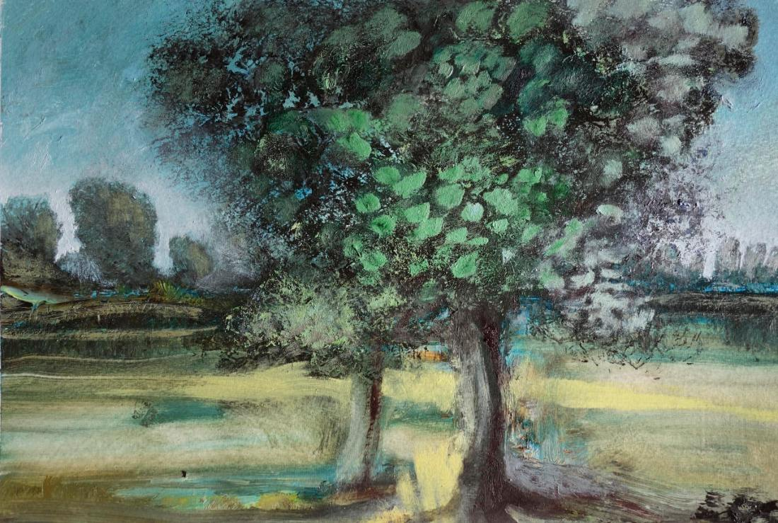 Two Trees Elizabetha Fox